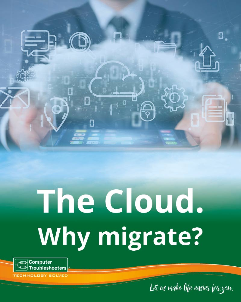 Why the Cloud